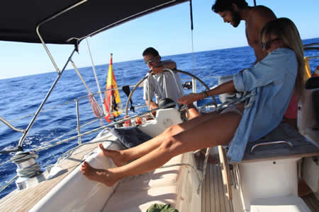 Sailboat Singles Trips